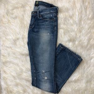 Lucky Brand Zoe Boot light wash jeans